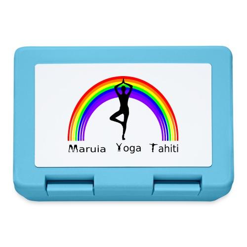 Logo de Maruia Yoga Tahiti - Boîte à goûter.