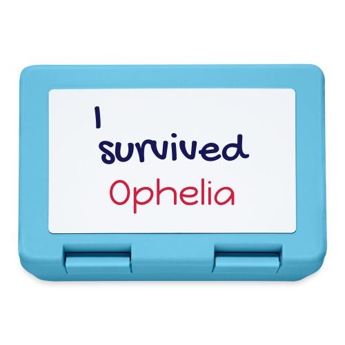 ISurvivedOphelia - Lunchbox