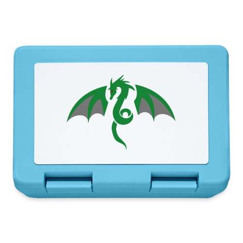 Red eyed green dragon - Broodtrommel