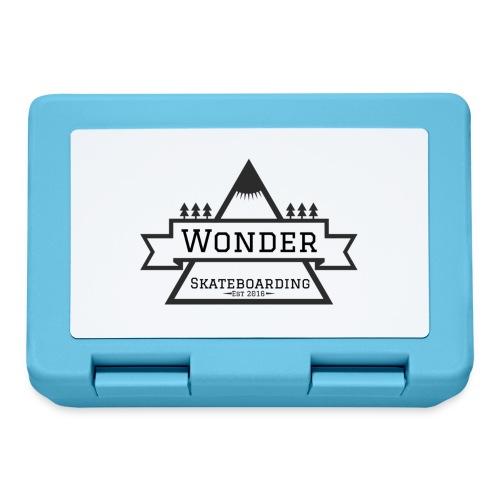 Wonder T-shirt: mountain logo - Madkasse
