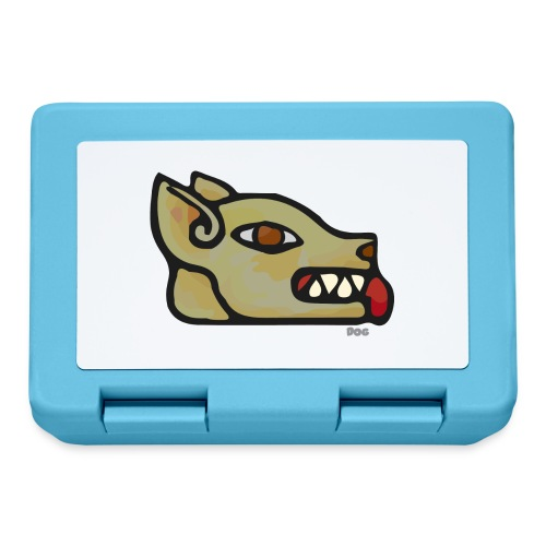 Aztec Icon Dog - Lunchbox