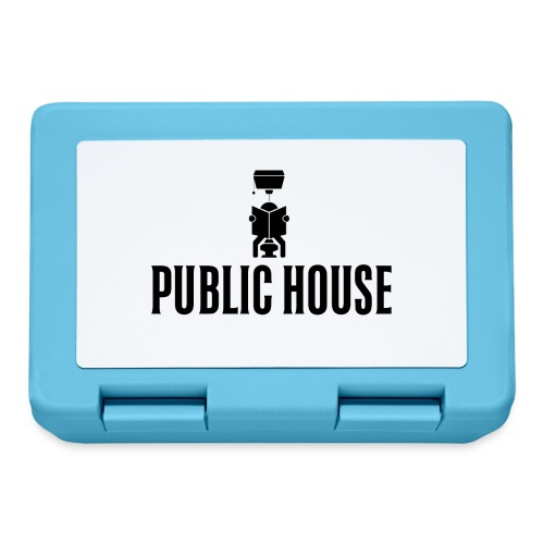 Official Women Shit by Public House - Lunchbox