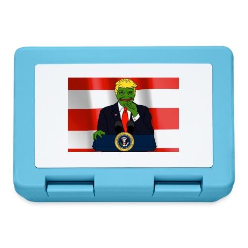 Pepe Trump - Lunchbox