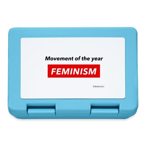 Feminism - Lunchbox