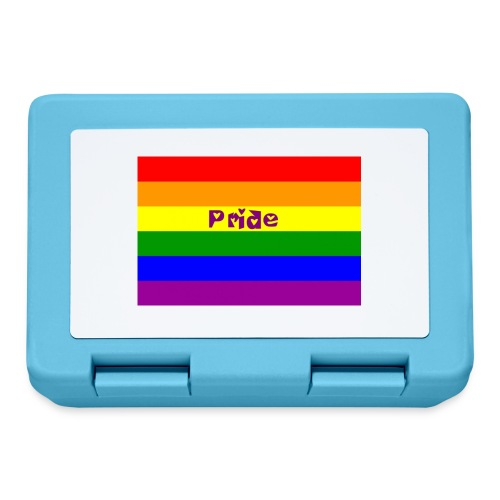 pride accessories - Lunchbox