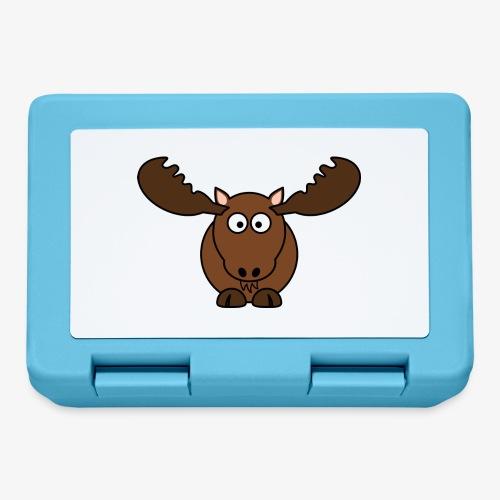 cervo cartoon 6 - Lunch box