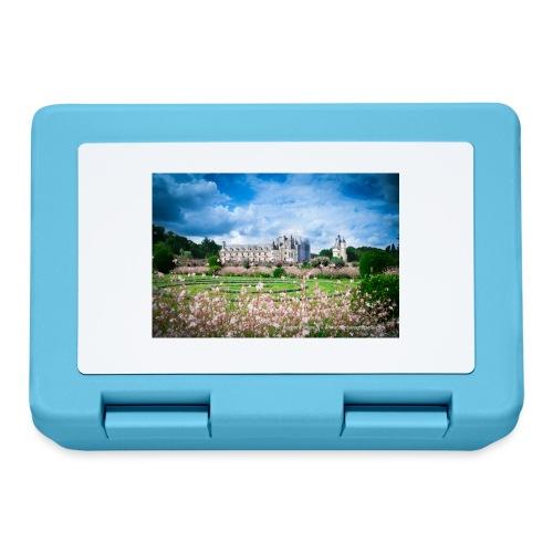 Barbara Mapelli - Castello di Chenonceau, Francia - Lunch box