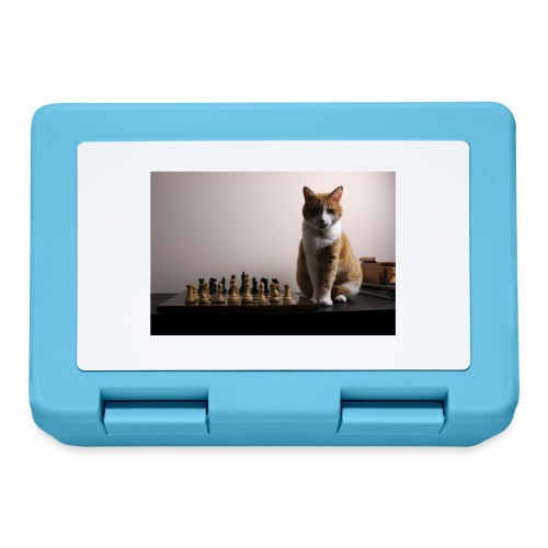 Charlie and his chess board - Lunchbox