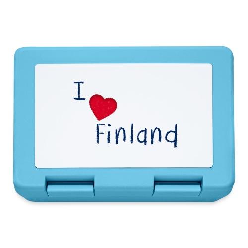 I Love Finland - Eväsrasia