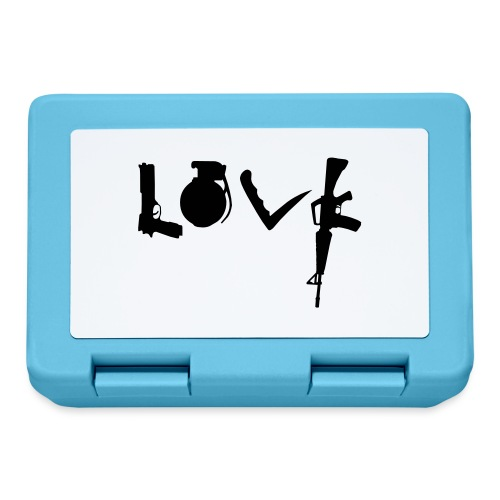 Love weapons - Lunchbox