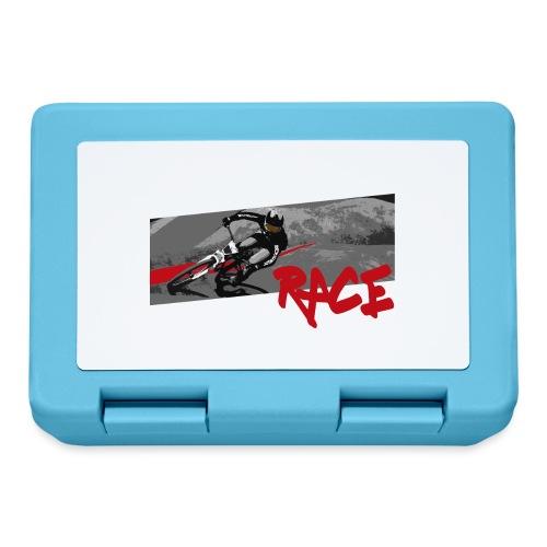 RACE LINE tee - Lunchbox