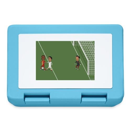 Backheel goal BG - Lunchbox