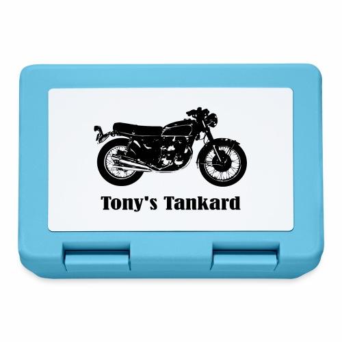 tonys tankard - Lunchbox