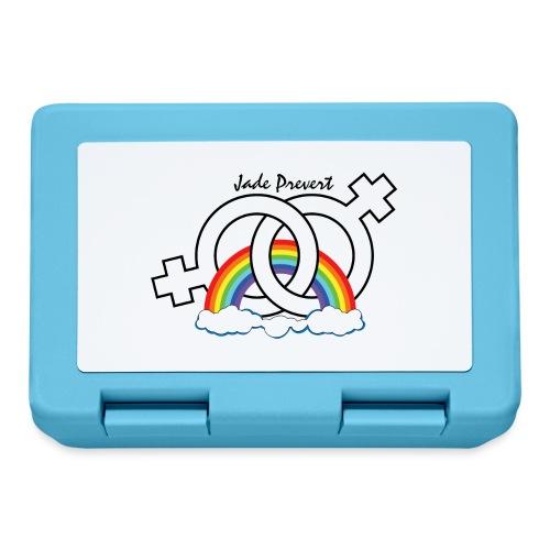 Rainbow Hom - Fiambrera