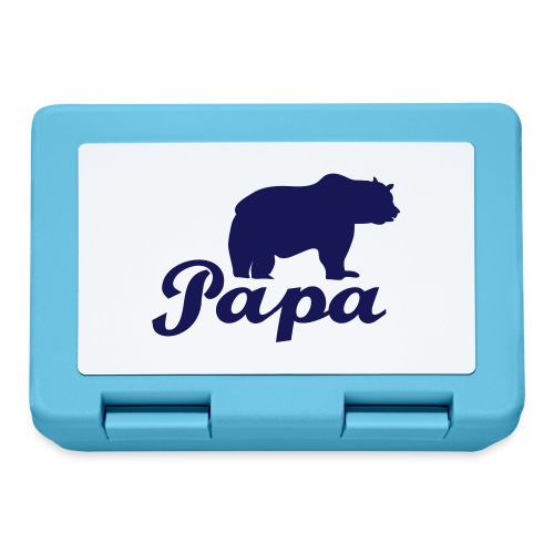 papa beer - Broodtrommel