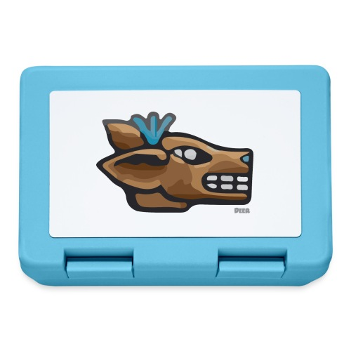 Aztec Icon Deer - Lunchbox