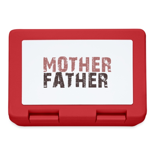 MOTHER FATHER - Lunchbox