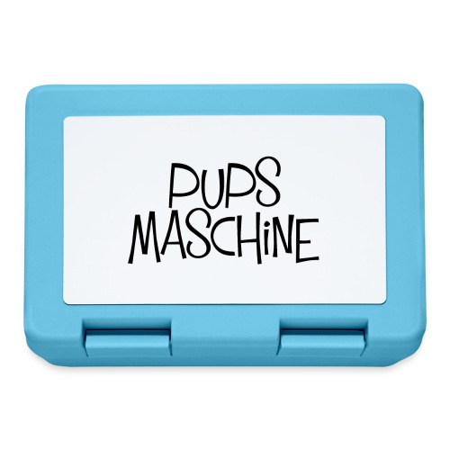 PupsMaschine - Brotdose
