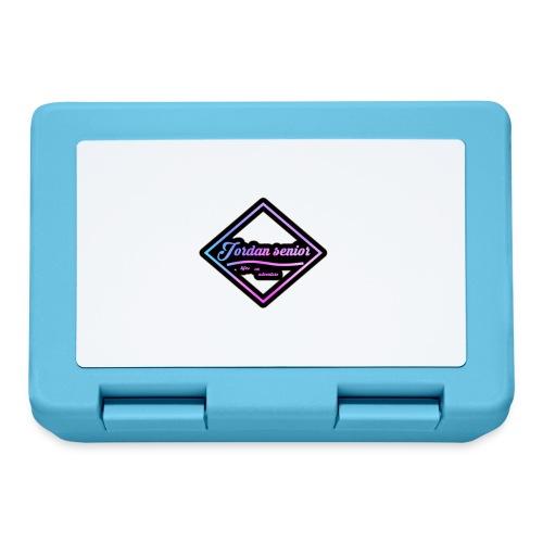 jordan sennior logo - Lunchbox
