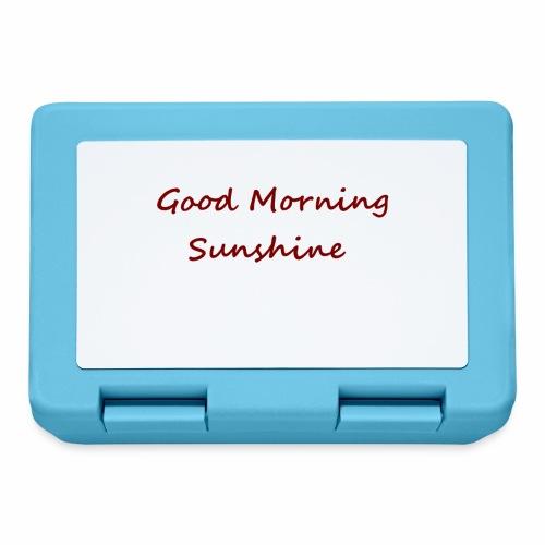 Good morning Sunshine - Broodtrommel