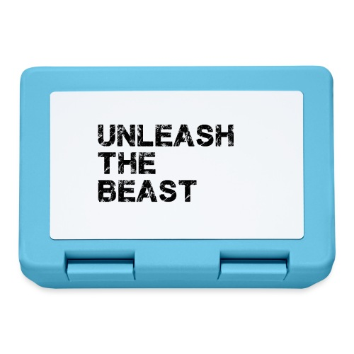 UnleashTheBeast - Boîte à goûter.
