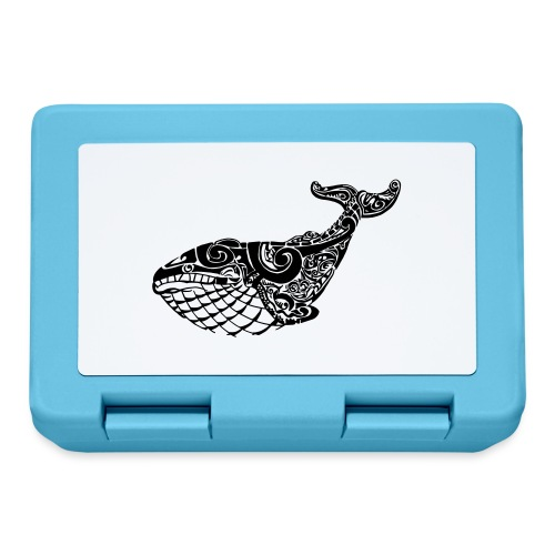 The Blue Whale - Lunchbox