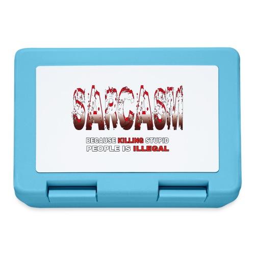 SARCASM - Lunchbox