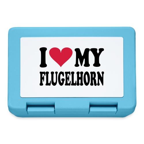 I LOVE MY FLUGELHORN - Matboks