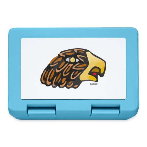 Aztec Icon Eagle - Lunchbox