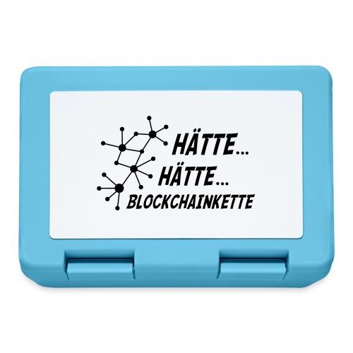 Blockchainkette - Brotdose