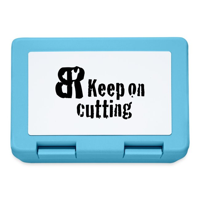 keep on cutting 1