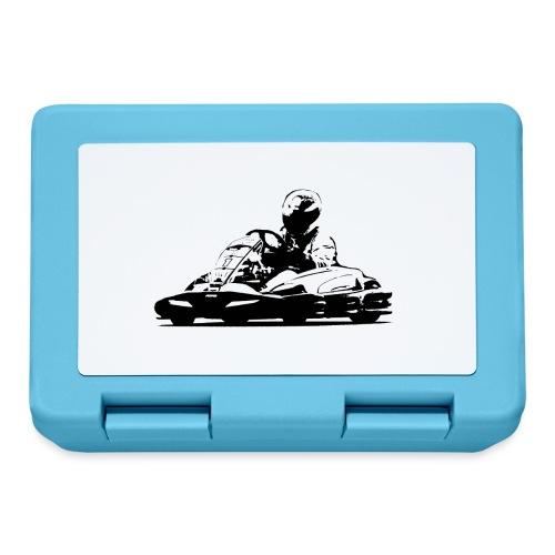 Kart Silhouette T-Shirt - Lunchbox