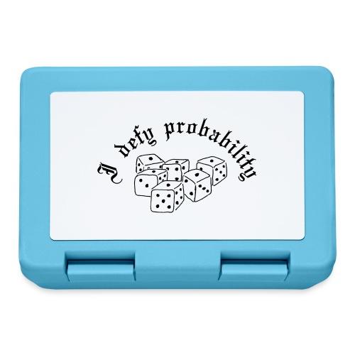 I defy probability - Lunchbox