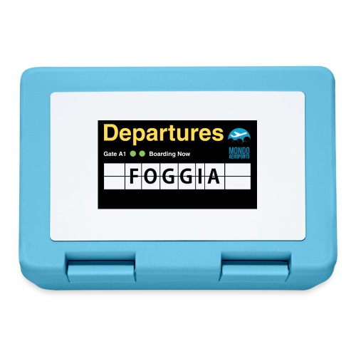foggia png - Lunch box