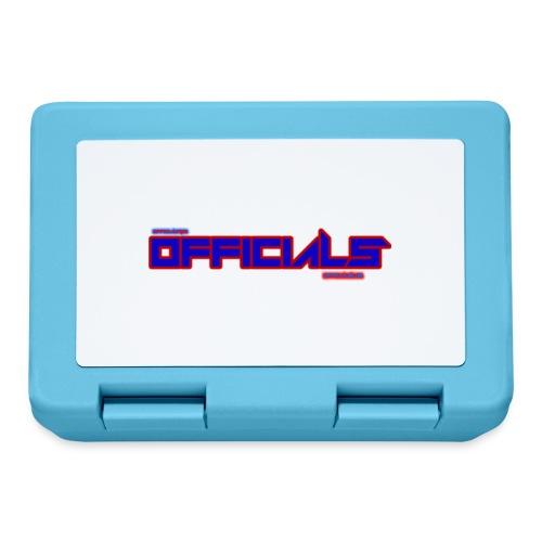 officials - Lunchbox