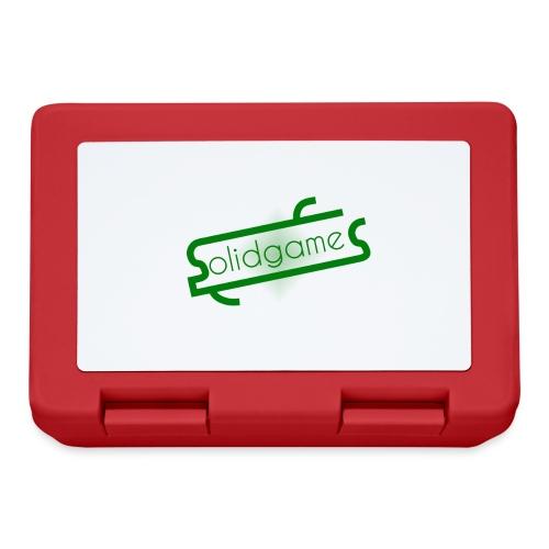 Solidgames Crewneck Grey - Lunchbox