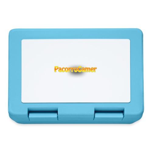 PacorroGamer logotipo de f - Fiambrera