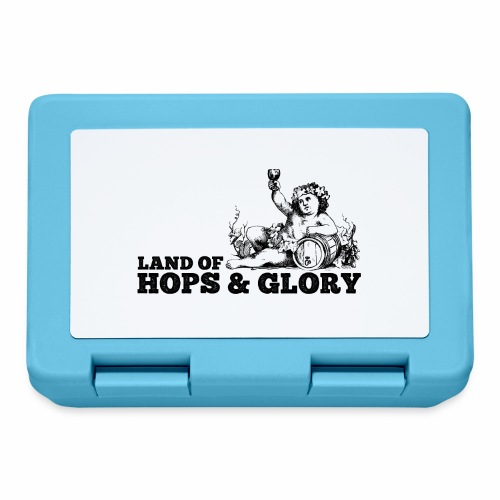 Land of Hops & Glory - Lunchbox