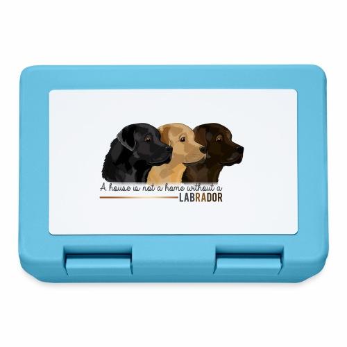 Labrador - Boîte à goûter.