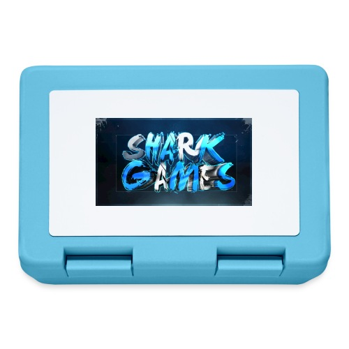 SharkGames - Lunch box