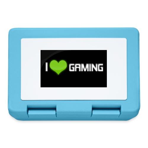 I Love Gaming Shadow Gamer - Brotdose