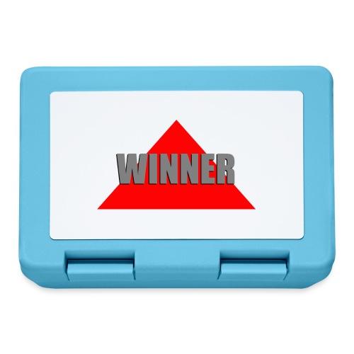 Winner, by SBDesigns - Boîte à goûter.