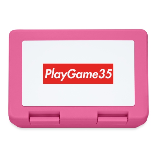 PlayGame35 - Lunch box