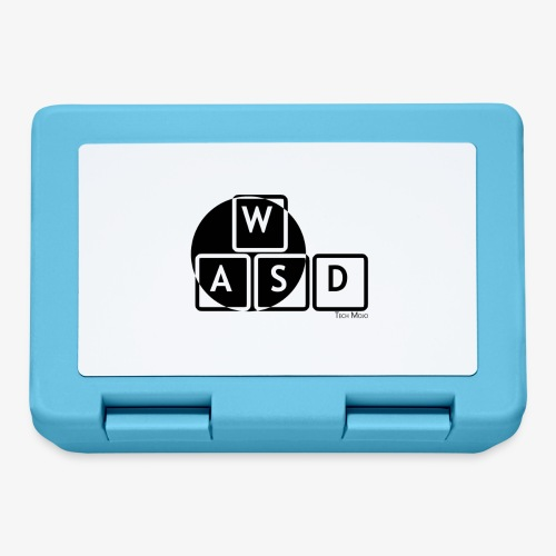 WASD Gaming is Life - Lunchbox