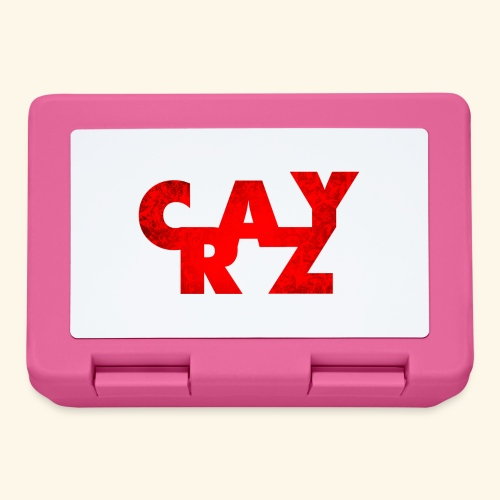 CRAZY - Lunchbox