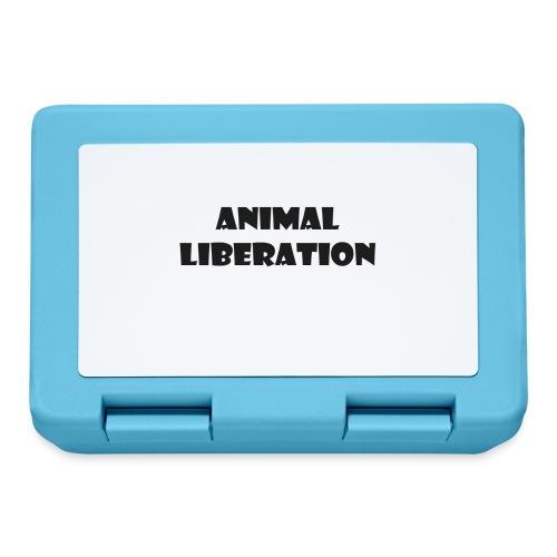 Animal liberation - Broodtrommel