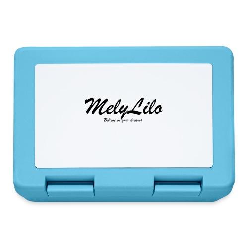 MelyLilo Believe in your dreams - Boîte à goûter.