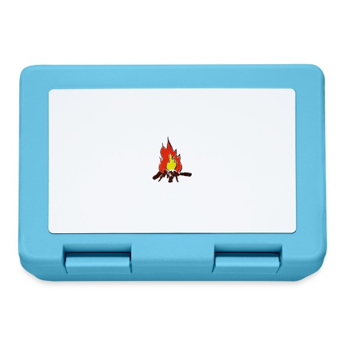 Fire color fuoco - Lunch box