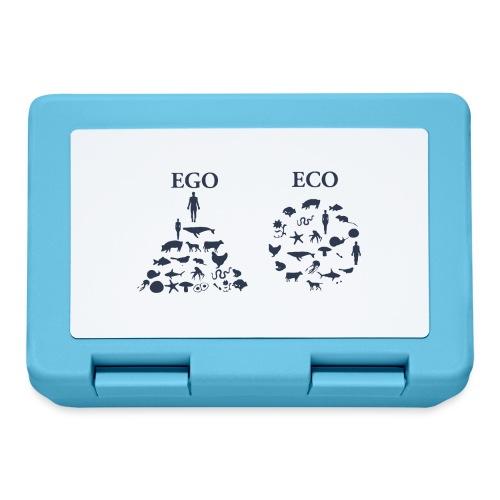 Ego VS Eco - Lunch box
