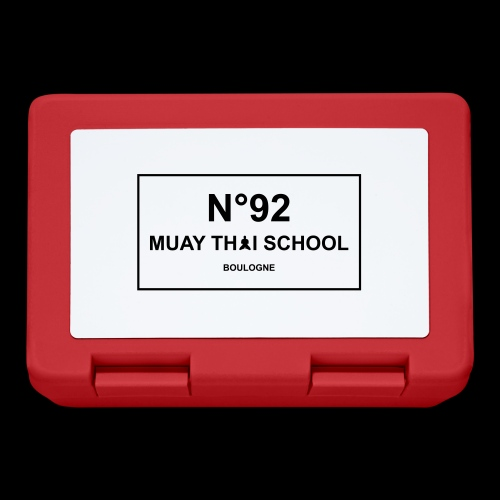 MTS92 N92 - Boîte à goûter.